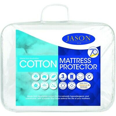 Jason Cotton Mattress Protector