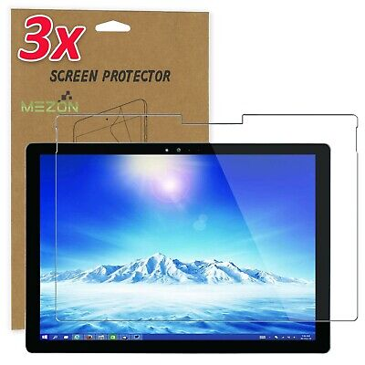 [3 Pack] MEZON Clear or Matte Film Screen Protector for Microsoft Surface Pro 7