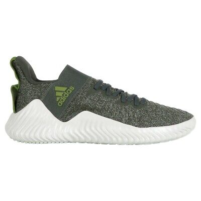 ADIDAS ALPHABOUNCE TRAINER DB3364 Men's Training Shoes Tech Olive sz 7 - 14