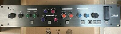Fast Free Shipping SSL Solid State Logic Fusion Analog Outboard Master Processor