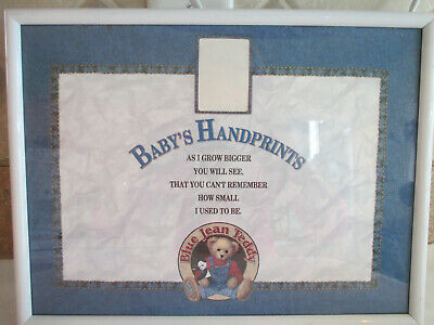 Baby's Handprint Kit NEW