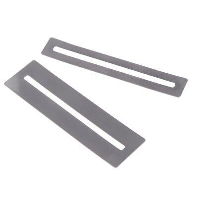 0.1mm Thick.TF021 6 x FretBoard Fingerboard Fret Protector All Different Sizes