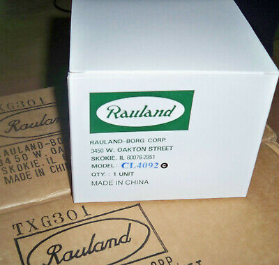 Rauland-Borg CL4092 TXG301 Responder Nurse Call Corridor Zone Light NEW OME NIB