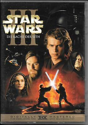 Star Wars III - Die Rache der Sixth DVD