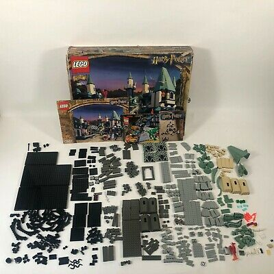LEGO Harry Potter The Chamber of Secrets 4730 NEAR COMPLETE w Box Instructions