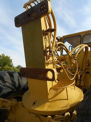 Caterpillar 830mb Scraper Bowl Hitch Assembly Cat Tractor 830m