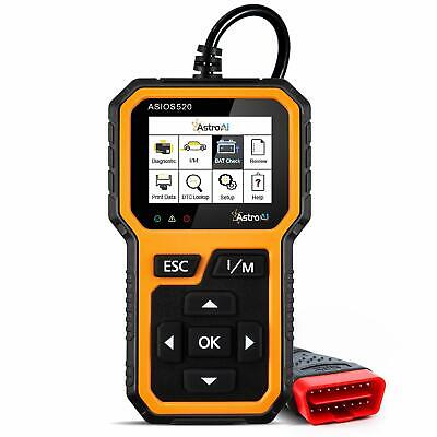 Astroai Obd2 Asios520 Diagnostique Voiture, Valise Diagnostic Multimarque, Lecte