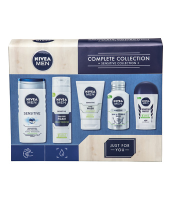 Nivea Men Giftset Complete Grooming Collection