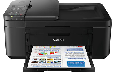 CANON PIXMA TR-4550 All-in-One Wireless Inkjet Printer with INKS