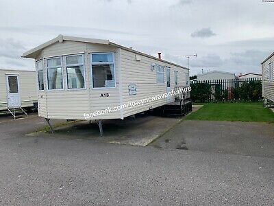 Caravan For Hire Rent Rental Towyn North Wales - Happy Days Holiday Park Towyn
