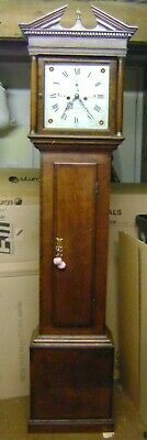 Antique Grandfather Clock - Walsall.