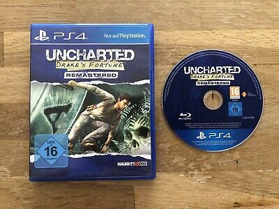 Uncharted: Drake's Fortune Remastered (Ps4) - NEU OVP - Sofort lieferbar