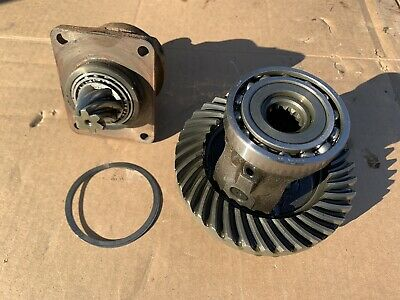 Mitsubishi Satoh Beaver Buck S373 M372 S370 4WD Front Differential Ring Pinion
