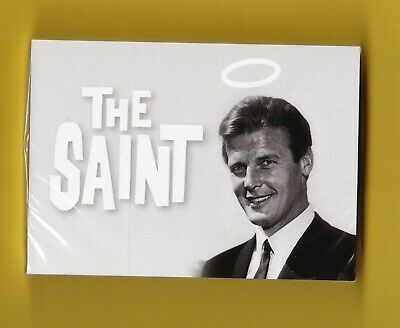 THE SAINT NO INSERTS FULL SEALED SET of 36 Cards in OPENED Box Unstoppable