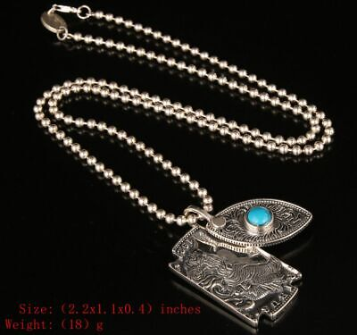925 Silver Real Silver Solid Silver Pendant Fashion Decorative Without Chain