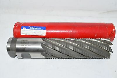 National Twist Drill 56571 2'' Roughing End Mill 8FL 9-3/4'' OAL