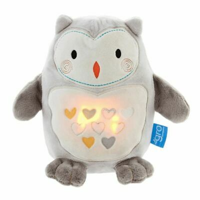 NEW- Tommee Tippee Grofriends Ollie the Owl Light and Sound Sleep Aid