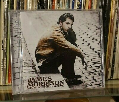 James Morrison - Songs For You, Truths For Me - see vid link below