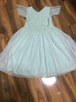 Monsoon Girls Dress With Lining Age 9 Years Old