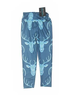 NWT Charlie's Project Girls Blue Leggings Small kids