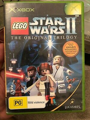 LEGO STAR WARS II 2 THE ORIGINAL TRILOGY - XBOX 360  ❤️ Valentine's day Special