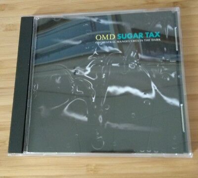 OMD - Sugar Tax  (CD 1991)