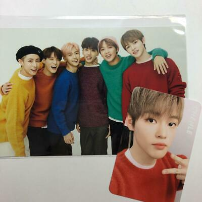 NCT Dream CHENLE Official Limited Photo Card Postcard Set Music KPOP