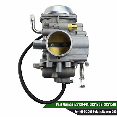 Carburetor Carburetter For Polaris Ranger 500 99-09 UTV ATV Carb 3131441,3131209
