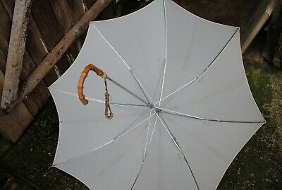 Vintage cane handle umbrella