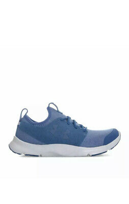 Under Armour UA Drift Running Shoes Mens Boys Trainers in Blue, Size 8.5 Uk