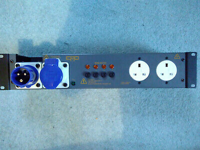 Canford EMO C612 Power Distribution Panel