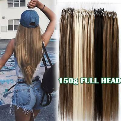 hair extensions micro loop