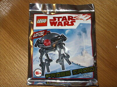 Lego 911838 Star Wars Probe Droid Poly Bag Stocking Fille