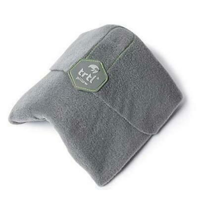 Trtl Pillow - Scientifically Proven Super Soft Neck Support Adult, Grey