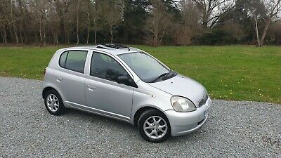 Toyota Yaris ( 52 ) 1.3 Cdx 5 Door Automatic. Toyota Service History. Has 3 Keys