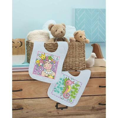 Herrschners/® Pre-Quilted Hello Sunshine Baby Quilt Stamped Cross-Stitch Kit