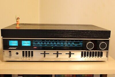 BOSE 550 receiver equaliser for BOSE 901 speakers  50 GBP OFF Weekend Promo!