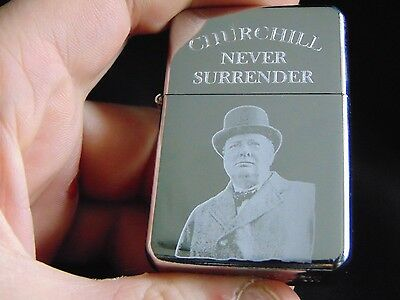 Johnny Cash Engraved Lighter with Gift Box FREE ENGRAVING