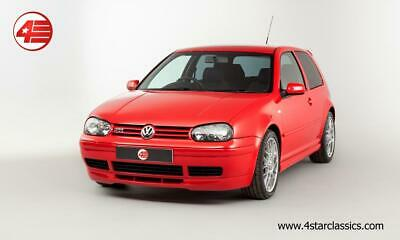 FOR SALE: VW Golf GTI 25th Anniversary Edition Mk4 1.8T 2002 /// 80k Miles