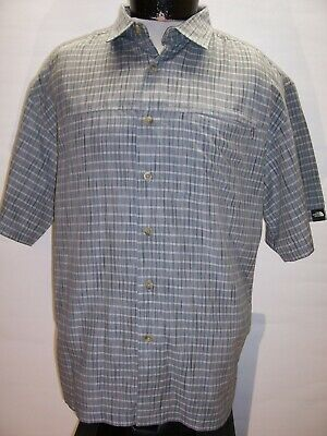 THE NORTH FACE Mens Large L Button-up shirt Combine ship Discount