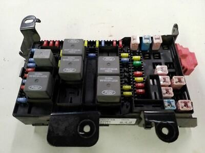 Under Dash Fuse Junction Box 6C3T-14A067-BD | Fits 05 06 07 Ford F250 F350