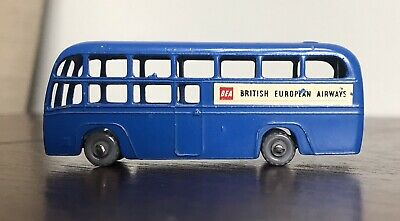 58a Aec Coach Bea Matchbox transfers//decals