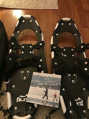 NEW ALPS Snowshoes for Men Women Youth+Bag AT25P