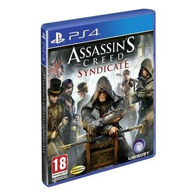 Juego Ps4 Assassins Creed Syndicate Ps4 5512659