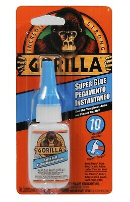 Gorilla Super Glue Liquid 15 Gram