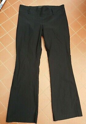 MOTHER & ME Maternity Pregnancy Pants Size 16 Black