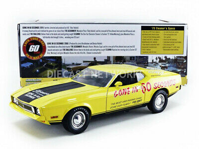 Greenlight Collectibles - 1/18 - Ford Mustang Mach 1 Eleanor - Gone In 60 Second
