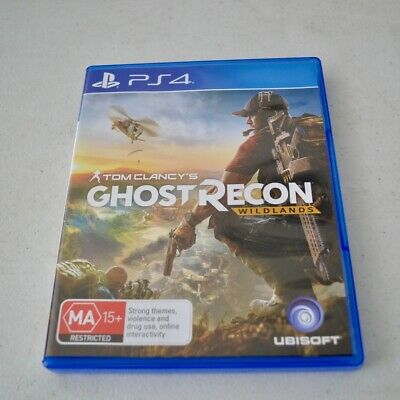PS4 Tom Clancy's : Ghost Recon : Wildlands  - Fast Post