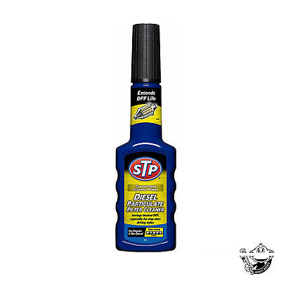 Stp Dpf Diesel Particulate Filter Cleaner - 200Ml Cleans Unblocks Dpf