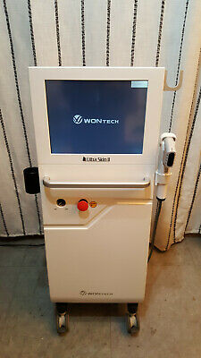 WONTECH Ultraskin II Focused Ultrasound Stimulater System - (10-2015 46hours!!!)
